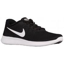 Nike Free RN Femmes baskets noir/blanc GMF553