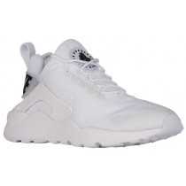 Nike Air Huarache Run Ultra Femmes baskets blanc/noir HZC075