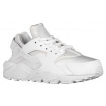 Nike Air Huarache Femmes chaussures de sport Tout blanc/blanc YJI332