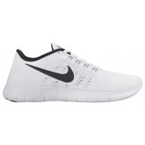 Nike Free RN Femmes sneakers blanc/noir FJG748