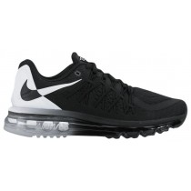 Nike Air Max 2015 Femmes chaussures noir/blanc PQI460