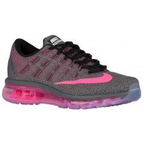 Nike Air Max 2016 Femmes chaussures gris/noir SRT093