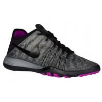 Nike Free TR 6 Femmes chaussures de sport argenté/violet HTD561