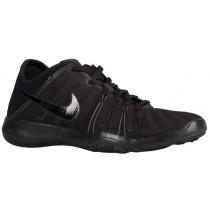 Nike Free TR 6 Femmes chaussures de course Tout noir/noir FMV972