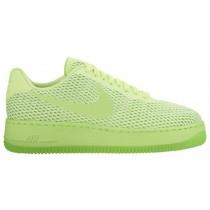 Nike Air Force 1 Low Upstep BR Femmes sneakers vert clair/vert clair CYV451