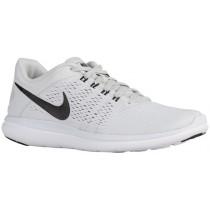 Nike Flex 2016 RN Femmes sneakers gris/blanc VQM435