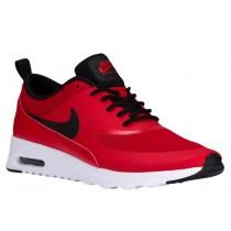 Nike Air Max Thea Femmes baskets rouge/noir MAH626