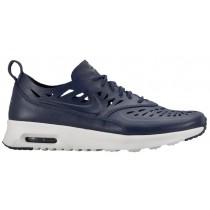 Nike Air Max Thea Femmes chaussures bleu marin/blanc BKF836