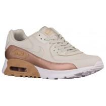 Nike Air Max 90 Ultra Femmes chaussures bronzage/blanc LQJ945