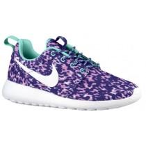 Nike Roshe One Femmes baskets violet/vert clair WBI519