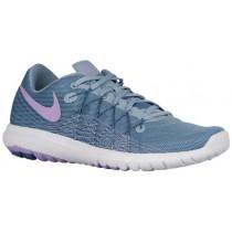 Nike Flex Fury 2 Femmes chaussures gris/violet VWM828