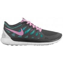 Nike Free 5.0 2014 Femmes sneakers gris/violet MRI731