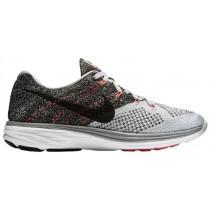 Nike Flyknit Lunar 3 Femmes sneakers gris/noir LVV250