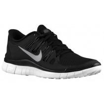Nike Free 5.0+ Femmes sneakers noir/gris CGS397