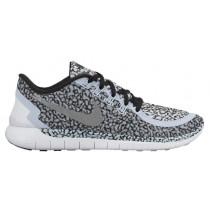 Nike Free 5.0 2015 Femmes baskets gris/blanc TFG440