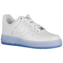 Nike Air Force 1 Low Femmes baskets blanc/bleu clair KLC810