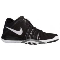 Nike Free TR 6 Femmes sneakers noir/argenté TUM742