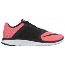 Nike FS Lite Run 3 Femmes chaussures de sport rouge/noir OXS078