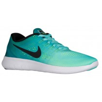 Nike Free RN Femmes chaussures vert clair/vert clair NQK341