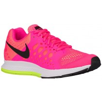 Nike Air Pegasus 31 Femmes chaussures de course rose/vert clair PDK819