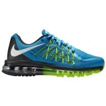 Nike Air Max 2015 Femmes sneakers bleu clair/blanc QRT579
