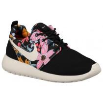 Nike Roshe One Aloha Print Femmes chaussures de sport noir/blanc OCI160