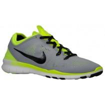 Nike Free 5.0 TR Fit 5 Femmes sneakers gris/vert clair TLS657