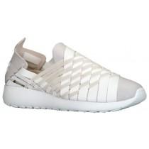 Nike Roshe One Slip Femmes sneakers bronzage/blanc LNV763