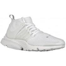 Nike Air Presto Ultra Femmes chaussures de course Tout blanc/blanc CQW659