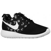 Nike Roshe One Cheetah Print Femmes sneakers noir/blanc XVC712