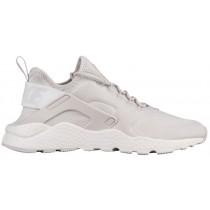 Nike Air Huarache Run Ultra Femmes chaussures de course blanc/blanc DEN541