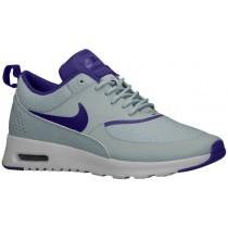 Nike Air Max Thea Femmes sneakers gris/violet SPG568