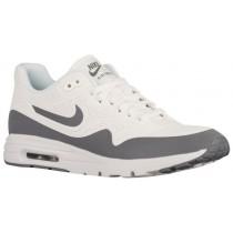 Nike Air Max 1 Ultra Moire Femmes sneakers blanc/gris AEV011