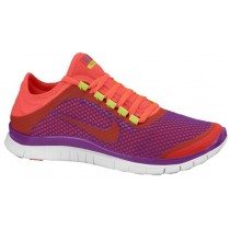 Nike Free 3.0 V5 Ext Femmes baskets violet/vert clair DZH384