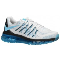 Nike Air Max 2015 Femmes chaussures blanc/noir SAY645