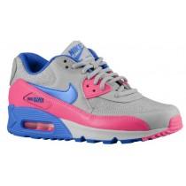 Nike Air Max 90 Femmes sneakers gris/rose UOC179