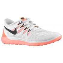 Nike Free 5.0 2014 Femmes chaussures blanc/noir DLO775