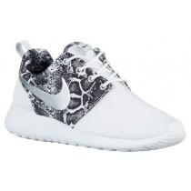 Nike Roshe One Print Femmes chaussures blanc/noir WIO195