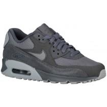 Nike Air Max 90 Femmes chaussures de sport gris/gris BAO926
