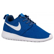 Nike Roshe One Femmes chaussures de course bleu/blanc DWH811