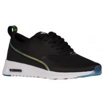 Nike Air Max Thea Femmes baskets noir/bleu clair LHK923