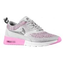 Nike Air Max Thea Print Femmes chaussures gris/rose VST186