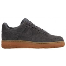 Nike Air Force 1 '07 Low Suede Femmes baskets gris/marron XKN507