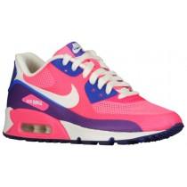 Nike Air Max 90 Femmes chaussures de sport rose/blanc KSG568