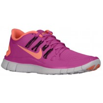 Nike Free 5.0+ Femmes sneakers rose/Orange QHT350