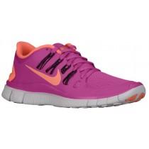 Nike Free 5.0+ Femmes sneakers rose/Orange QHT350