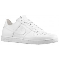 Nike Air Force 1 Light Low Femmes baskets Tout blanc/blanc SMN345