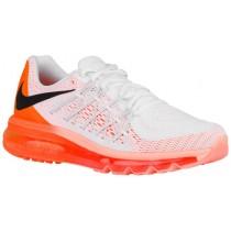 Nike Air Max 2015 Femmes sneakers blanc/Orange RWP261