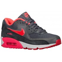 Nike Air Max 90 Femmes sneakers gris/rouge IEW540
