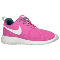 Nike Roshe One Femmes chaussures de course rose/blanc SAX223